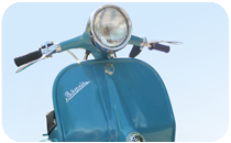Restoration  motorcycles VP-150